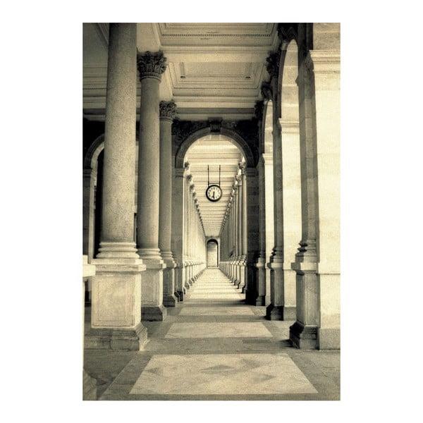 Tapeta wielkoformatowa Kolumnada w Rzymie, 158x232 cm
