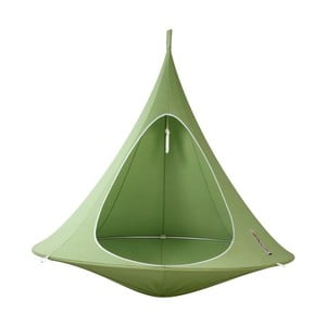 Zielony namiot wiszący  Cacoon Double