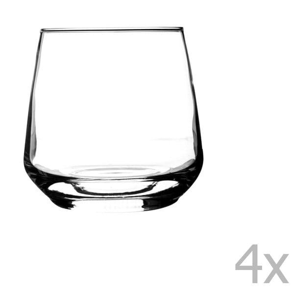 Zestaw 4 szklanek Nova Mixers, 310 ml