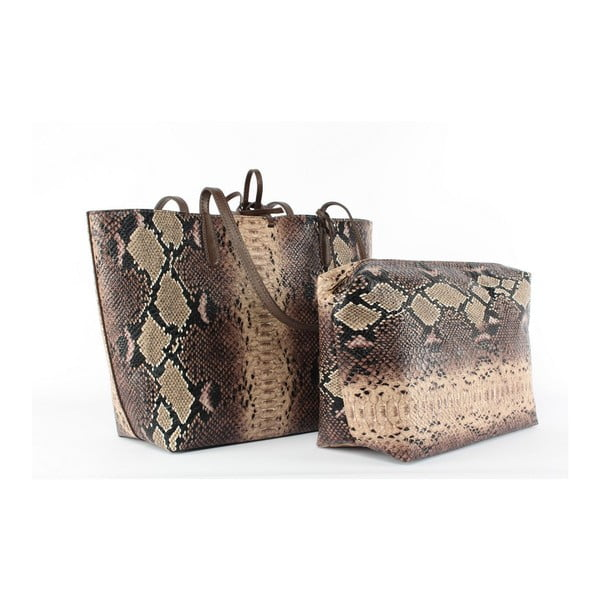 Torebka BHPC Brown Snake