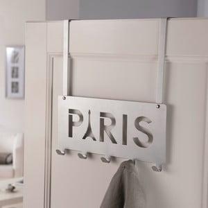Wieszak na dveře Paris Grey