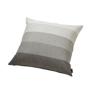 Poduszka z pierza kaczego Nuance Grey/Grey