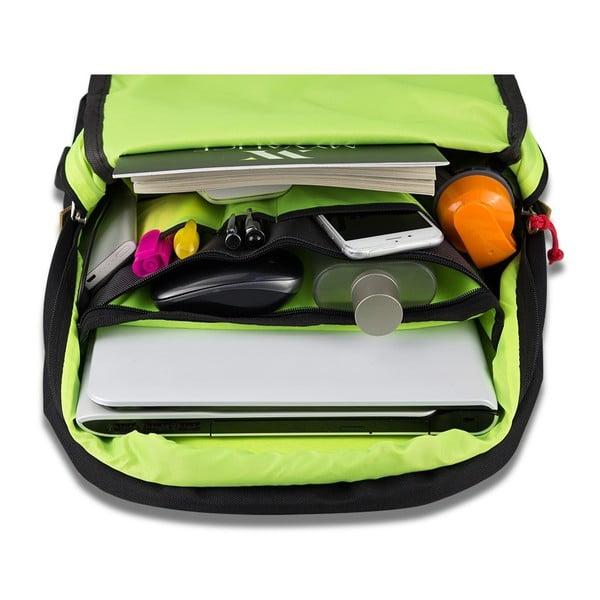 Szaro-czarny plecak z portem USB My Valice FREEDOM Smart Bag