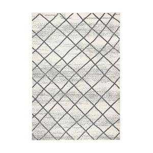 Světle šedý koberec Zala LivingRhombe, 70x140cm