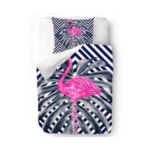 Pościel Jungle Flamingo, 140x200 cm