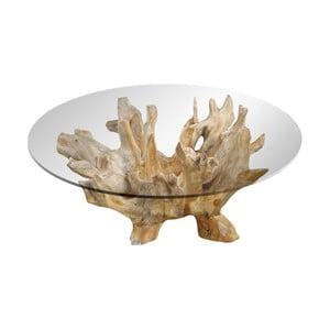 Stolik z drewna tekowego House Nordic Amazonas