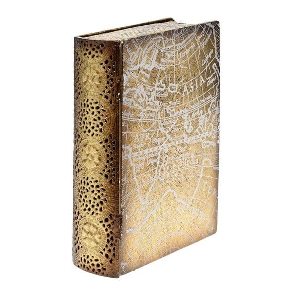 Metalowe pudełko Golden Book