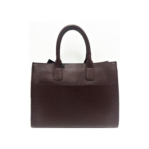 Skórzana torebka Goa Brown