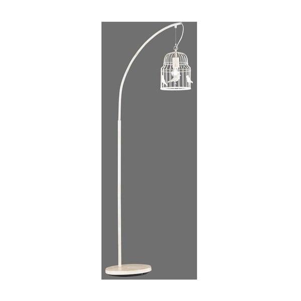 Lampa stojąca Seria 3073, biała