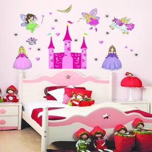 Naklejka Ambiance Princess Castle