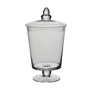 Szklany pojemnik Sweet Evi, 19x35 cm