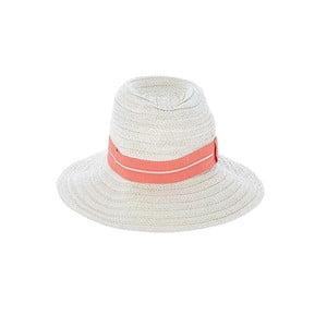 Beżowy kapelusz słomkowy BLE by Inart