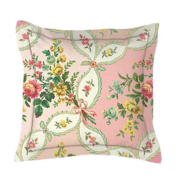 Poduszka La Fleur De Vie Pink, 45x45 cm