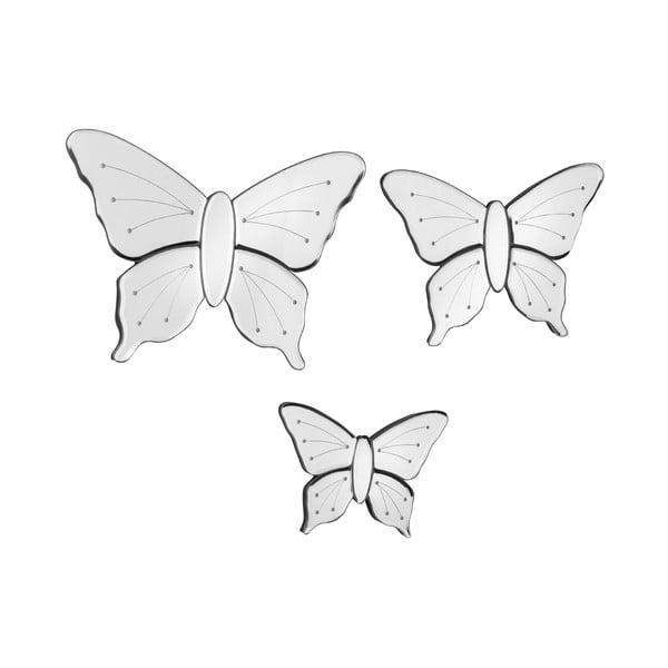 Dekoracja ścienna Mirror Butterfly