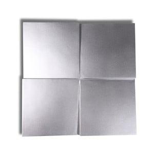 Panel dekoracyjny Cuatro Silver
