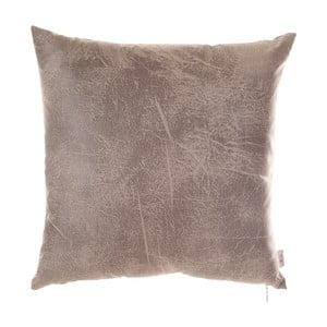 Poszewka na poduszkę à la skóra Apolena, beżowa