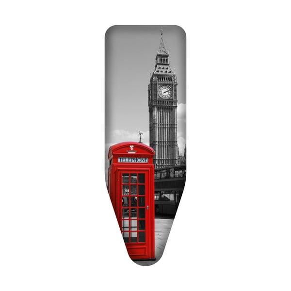 Pokrowiec na deskę do prasowania Colombo New Scal London, 124x48 cm