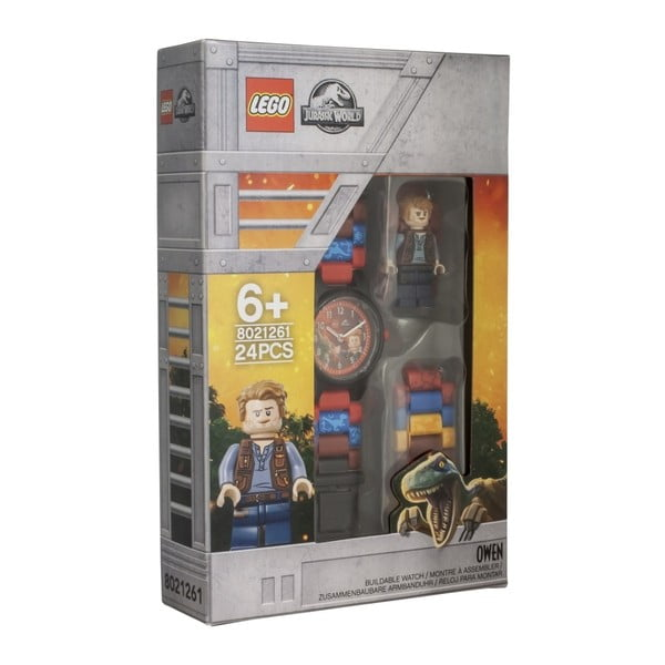 Zegarek LEGO® Park Jurajski Owen