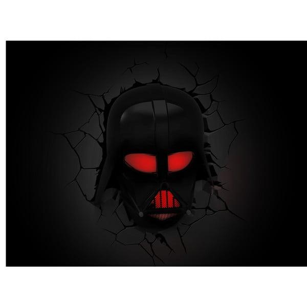 Kinkiet z naklejką Tnet Darth Vader