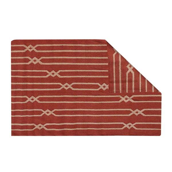 Ręcznie tkany dywan Kilim D no.739, 140x200 cm