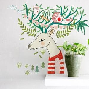Naklejka Chispum Tree Deer
