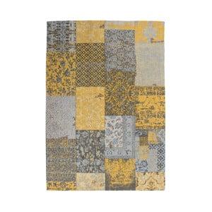 Dywan Jacquard Gold, 120x170 cm
