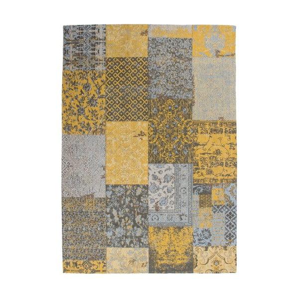 Dywany Jacquard Gold, 80x150 cm