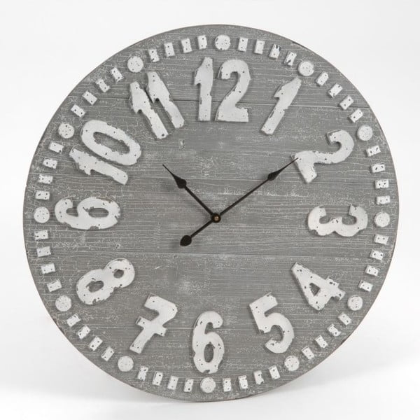 Zegar naścienny Black&Grey Clock