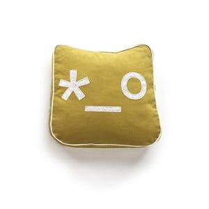 Poduszka Pi'gio Green Smile