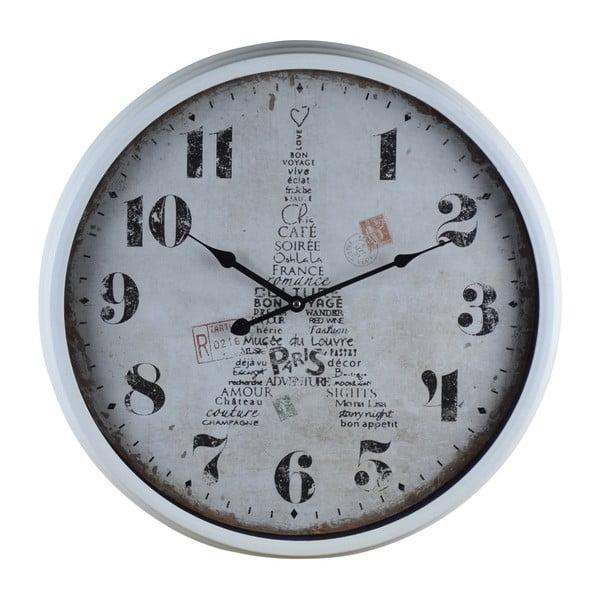 Zegar naścienny Eiffel in Paris, 51 cm