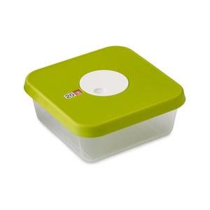 Zielony pojemnik na żywność Joseph Joseph Dial, objętość 1,2 l