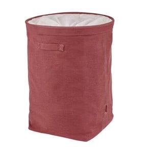 Kosz na bieliznę Tur Red, 45x60 cm