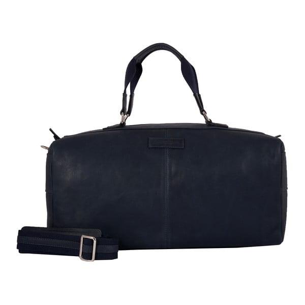Męska torba podróżna Vintage Ocean Blue