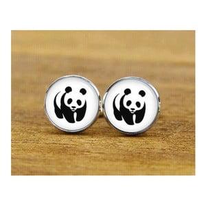 Zestaw 2 spinek do mankietów Butoni de Camasa Panda