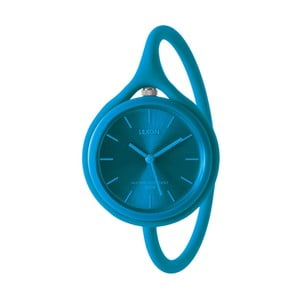 Zegarek Take Time, błękitny