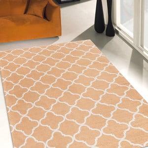 Wytrzymały dywan kuchenny Webtapetti Trellis Apricot, 60x150 cm