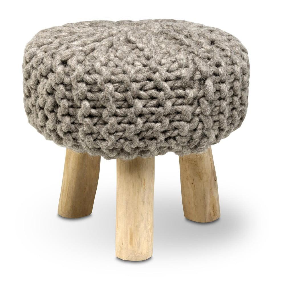 be owy sto ek z we nianym siedziskiem hf living wys 45 cm bonami. Black Bedroom Furniture Sets. Home Design Ideas