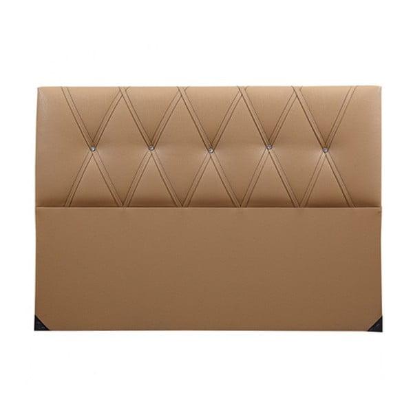 Zagłówek łóżka Selena Brown, 110x120 cm