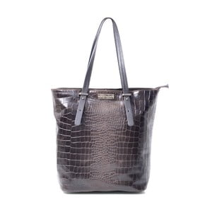 Skórzana torebka Irene, brązowa