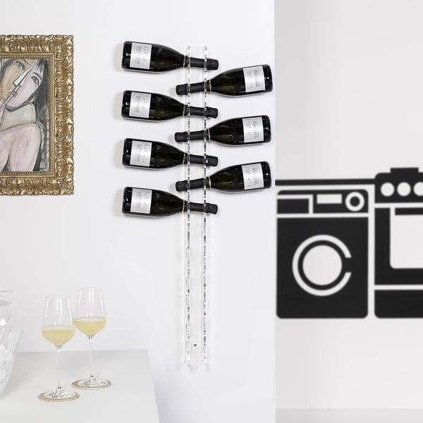 Stojak na wino Bibenda Transparente