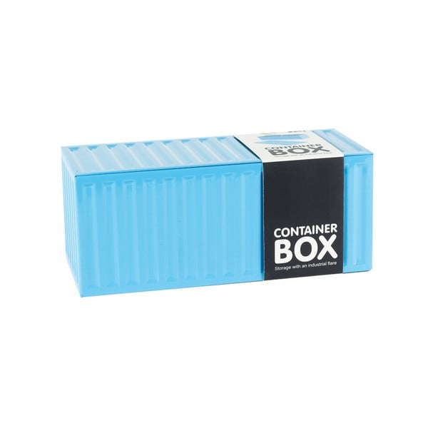 Puszka Container Blue