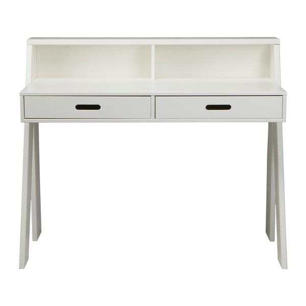Białe biurko Max