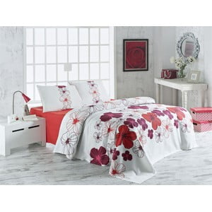 Narzuta na łóżko Pique Milena, 200x230 cm
