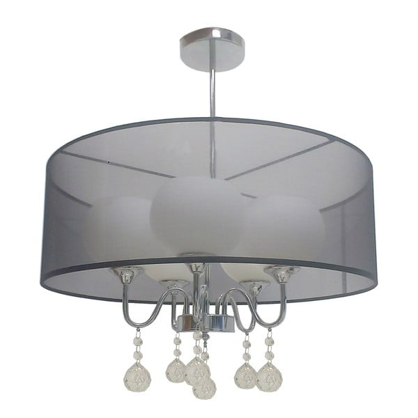 Lampa Candellux Lighting Brava, czarna