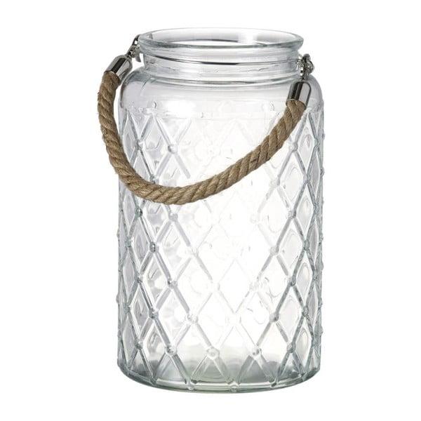 Lampion Glass Rope