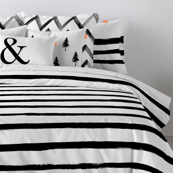 Bawełniana poszewka na poduszkę Blanc Rank,60x60cm