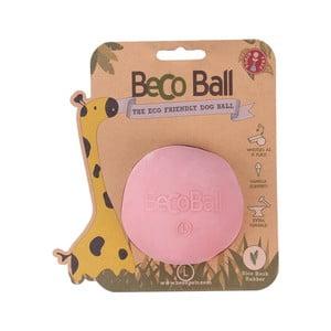 Piłka Beco Ball 7.5 cm, różowa