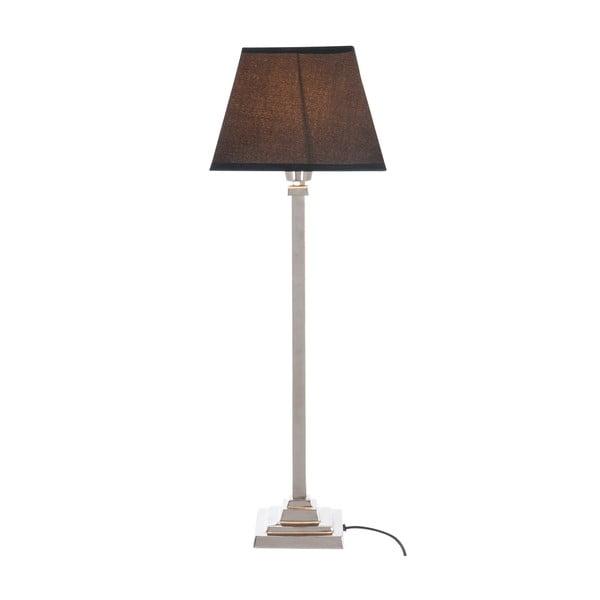 Lampa stołowa Classic Silver, 48 cm