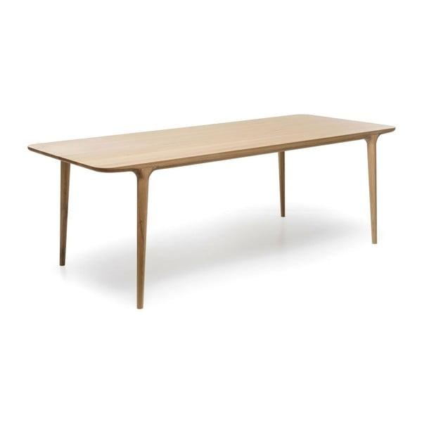 Stół do jadalni Fawn, 200x90x75 cm