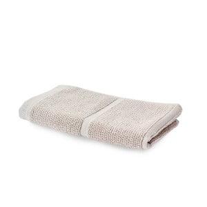 Kremowy ręcznik Aquanova Adagio, 30x50cm